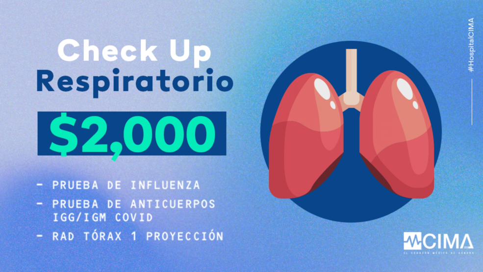 CHECK UP RESPIRATORIO